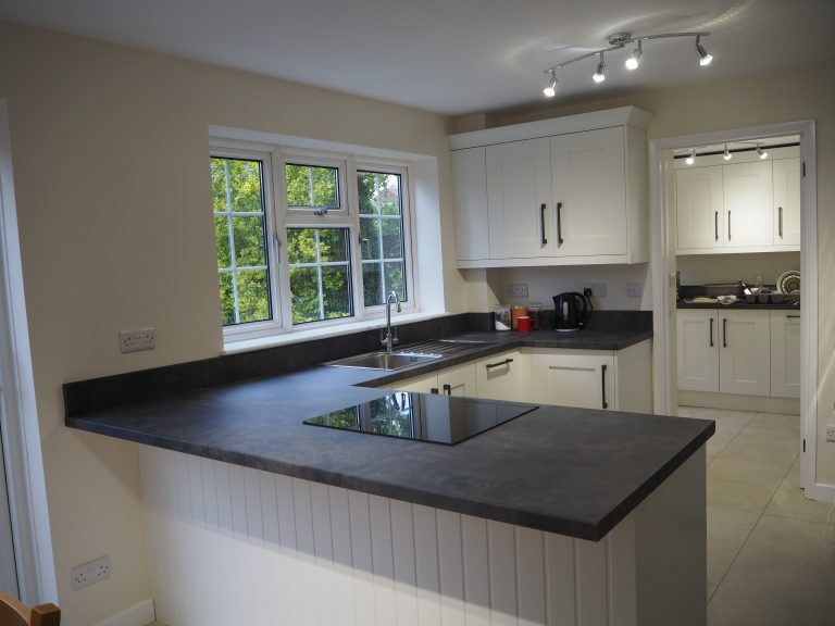 kitchen design project sussex